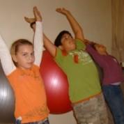Забавна лечебна гимнастика за деца – Ден на отворените врати: 27.02.2013 г. от 17:00 часа